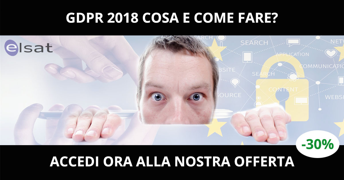 GDPR 2018 compliance privacy