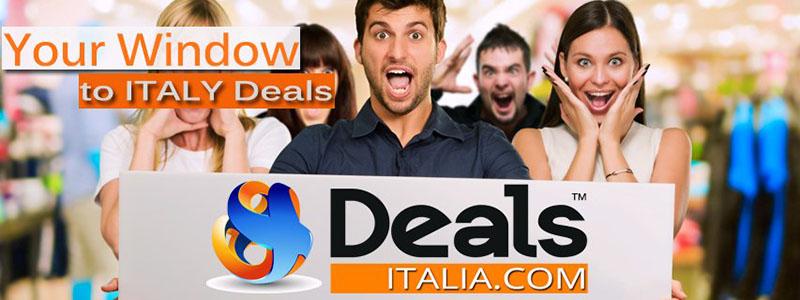 Deals ITALIA  - I migliori affari del giorno con prezzi fino al 90%.
