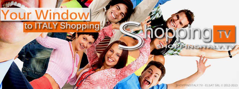 Shopping Italy TV - shoppingitaly.tv