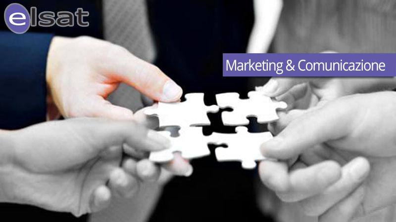 Area gestione servizi di marketing di ELSAT SRL