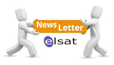 Iscriviti ora alla newsletter ELSAT